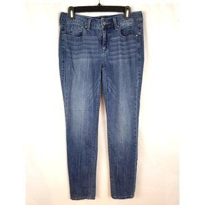 G by Giuliana Size 8 Tapered Leg Jeans